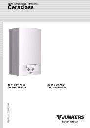 Preuzimanje (PDF 3.6 MB) - Junkers