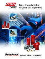 PureForce Technical Brochure - Jupojos technika