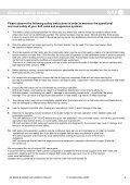 Maintenance and Repair Manual for SAF Disc ... - Jupojos technika - Page 4