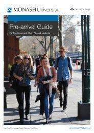 Pre-arrival Guide