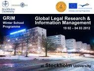 GRiM Global Legal Research & Information Management