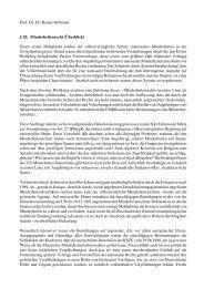 Prof. Dr. Dr. Rainer Hofmann § 20. Minderheitenrecht (Überblick ...