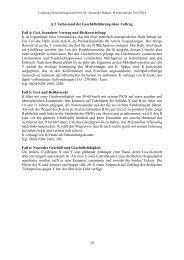 10 § 2 Tatbestand der Geschäftsführung ohne Auftrag Fall 4: GoA ...