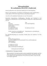 in Heidelberg! Erste Infos - Juristische Fakultät
