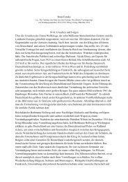 Hans Fenske 1914: Ursachen und Folgen Ãœber die Ursachen des ...