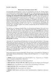 Aktuelle Fragen des Straf- und Strafprozeßrechts im Spiegel der ...