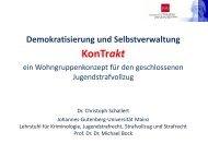 KonTrakt - Johannes Gutenberg-Universität Mainz