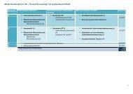 Masterstudienplan Tax - Jura - Universität Mannheim