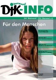DJK Info 2011.indd - DJK