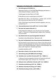 Strafbarkeit des R I. Rechtsbeugung, § 339 StGB