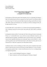 Universität Rostock Juristische Fakultät Prof. Dr. Klaus Tonner ...