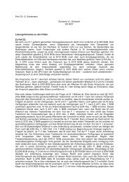 Lösungshinweise Fälle 22 - 34