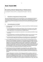 Merkblatt zur mündlichen Prüfung - Jurawelt
