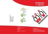 Flyer Miniwochenende 2013 - Katholisches Jugendreferat | BDKJ ...