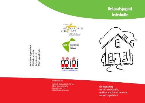Dekanatsjugend leiterhütte - Katholisches Jugendreferat | BDKJ ...