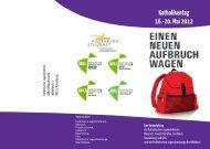 Katholikentag 16.-20. Mai 2012 - Katholisches Jugendreferat | BDKJ ...