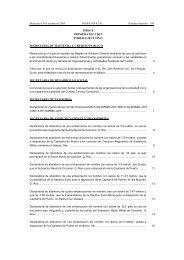 indice primera seccion poder ejecutivo secretaria de hacienda y ...