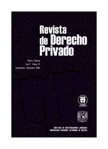 Pdf - Instituto de Investigaciones Jurídicas - UNAM