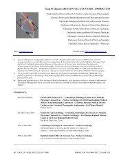 Frank W Meissner, MD, FACP, FACC, FCCP, FASNC ... - JurisPro.com