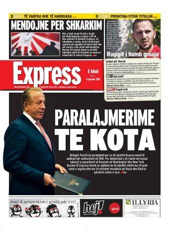 'N' Roses, 'lufta' e bluzave - Gazeta Express
