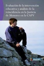 Cub Evaluacion - Instituto Vasco de Criminología