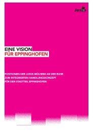 EINE VISION FÜR EPPINGHOFEN - Jusos Mülheim an der Ruhr