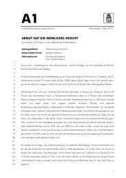 ARMUT HAT EIN WEIBLICHES GESICHT - Jusos München