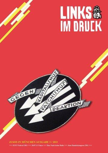 Ausgabe als .pdf downloaden - Jusos München