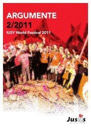 Argumente 2/2011 - Jusos