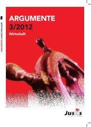 Argumente 3/2012 - Jusos