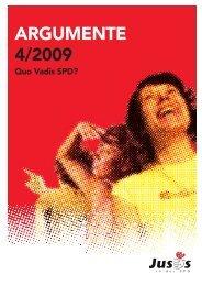 4_09_Argumente_Quo vadis SPD.pdf - Jusos