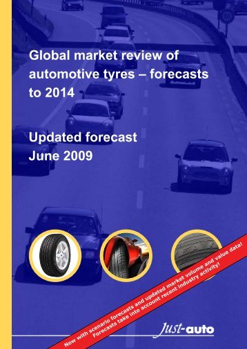 Global market review of automotive glazing systems ... - Just-Auto.com