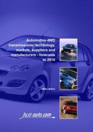 2004 edition - Just-Auto.com