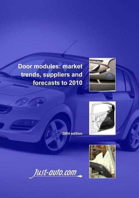 Door modules - Just-Auto.com