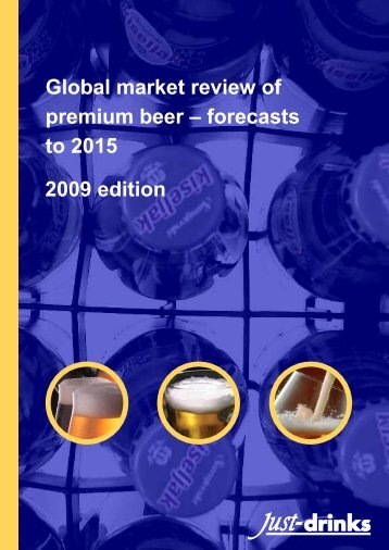 Global Market Review Of Premium beer - Just-Drinks