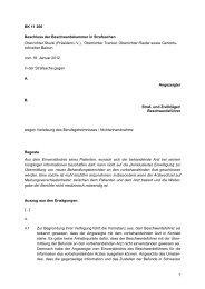 1 BK 11 266 Beschluss der Beschwerdekammer in Strafsachen ...