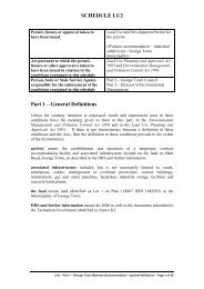 Land Use and Development Permit - Workers accommodation ...