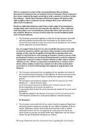 LM [PDF, 117.2 KB, 7 pages] - Tasmanian Department of Justice