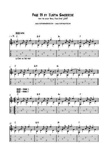 justin guitar pdf free download
