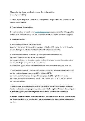 Als .pdf herunterladen - Justiz Auktion