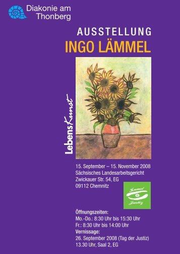 Ingo Lämmel [Download,*.pdf, 110,46 KB] - Justiz in Sachsen