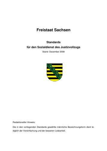 0109 jva standards justiz in sachsen freistaat sachsen - Bewerbung Justizfachangestellte