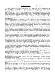 Versäumte Chance von Marcel Marohn - Justiz in Sachsen