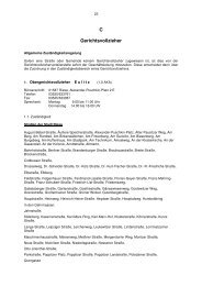 Kontaktdaten und Zuständigkeitsregelungen ... - Justiz in Sachsen