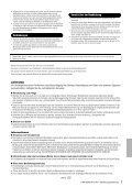 Bedienungsanleitung - Yamaha - Seite 7