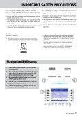 USER MANUAL - QUICK GUIDE - Just Music - Page 3