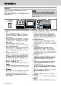 USER MANUAL - QUICK GUIDE - Just Music - Page 6