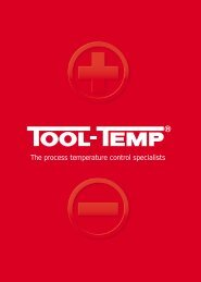 The process temperature control specialists