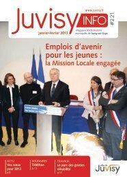 janvier-février 2013 - Ville de Juvisy-sur-Orge