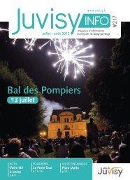 INFO # - Ville de Juvisy-sur-Orge